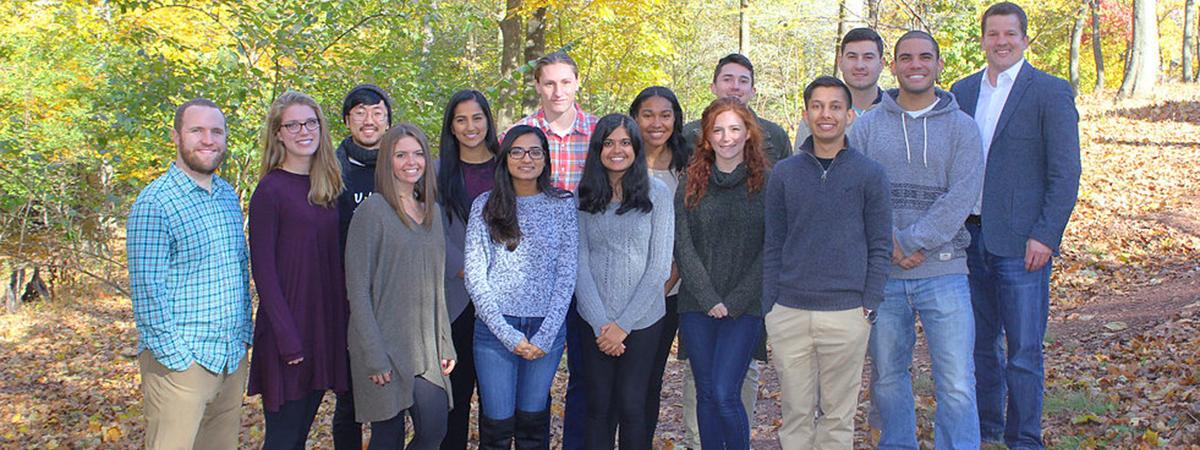2017-18 Lab Group